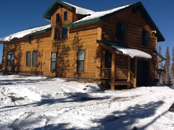 Westview On Crooked Creek Road Vacation Rental Snowmobile Atv Hunt Fish Mountain Lakes